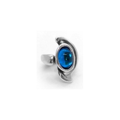 RNG003 Anillo Oval Helice