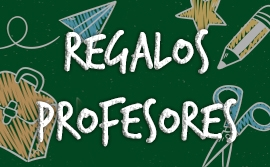 Regalos para profesores/as